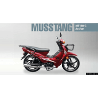 МОПЕД MUSSTANG ACTIVE MT 110-3 (2018)