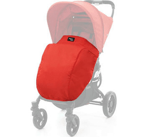 Накидка на ніжки Valco Baby Boot Cover Snap\Fire Red