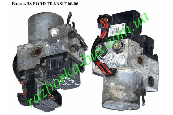 Блок ABS   FORD TRANSIT 00-06 (ФОРД ТРАНЗИТ) (0265216672,1C152M110AE,1C15-2M110-AE, 0273004400) - LvivMarket.net